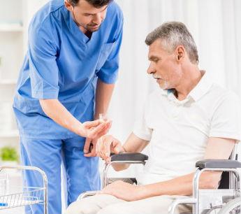 Curso de Cuidados Básicos de Enfermería