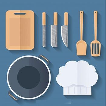 Curso Técnico de Cocina Creativa Profesional